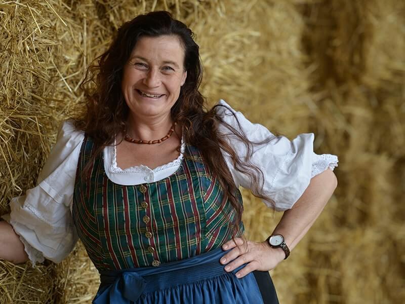 Chefin Heidelinde Jahner